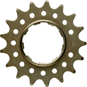 Reverse Single Speed Sprocket extra strong silver